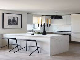 kitchen waterfall island sink pictures decorations inspiration waterfall countertop waterfall kitchen island design decor pictures ideas