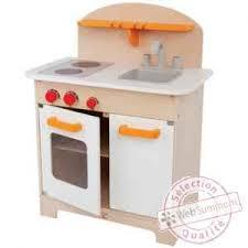 cuisine en bois janod etabli magnétique géant pieds réglables janod j06503 dans jouets