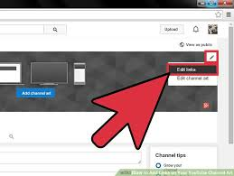 youtube layout not loading how to add links on your youtube channel art 12 steps