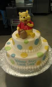 winnie the pooh baby shower cake winnie the pooh baby shower cake cakes shower
