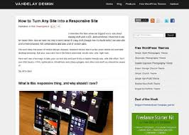 website design tutorial 15 must read responsive web design tutorials