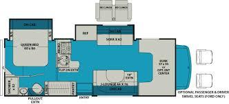 Coachmen Class C Motorhome Floor Plans Coachman Leprechaun Motorhomes By Forest River Rv Wholesale