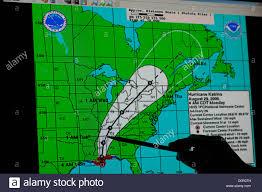 Hurricane Map Nasa Hurricane Katrina Weather Map Silhouette Hand Pointing Path