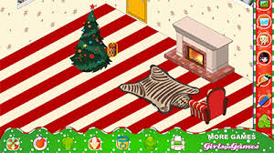 My New Room Game Free Online - my new room games christmas screen shot 2 my new room christmas