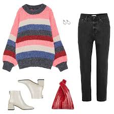 the sweater the sweater trend fashion are coveting