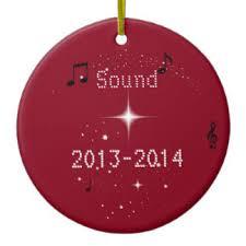 sound ornaments keepsake ornaments zazzle
