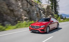 2018 mercedes benz e class coupe pictures photo gallery car