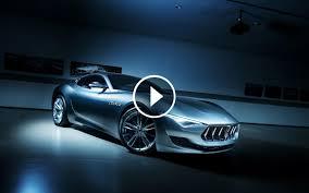 2017 Maserati Alfieri Topspeed One