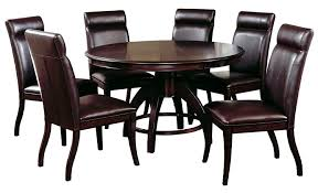 round counter height table set amazon com hillsdale nottingham round counter height 7 piece