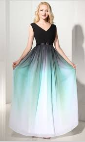 ombre prom dress oasis amor fashion