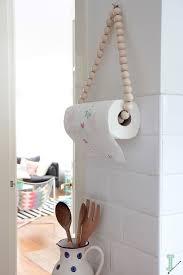 kitchen towel holder ideas best 25 diy kitchen roll holders ideas on butcher