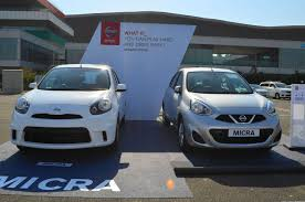 nissan micra review team bhp coverage nissan carnival buddh international circuit