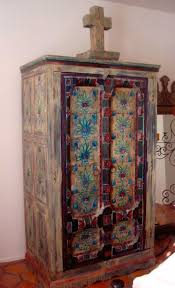 mexican style home decor decorations mexican style design ideas heavy mexican armoire