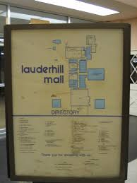 Florida Mall Floor Plan Lauderhill Mall Lauderhill Florida Labelscar