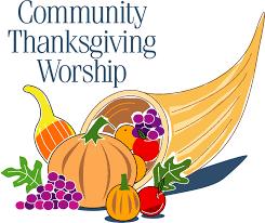 community thanksgiving service clipart clipartxtras