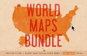 vector maps 320 vector world maps bundle dealotto