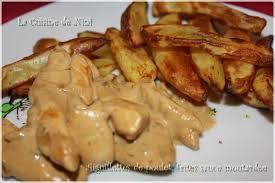 cuisiner aiguillette de poulet aiguillettes de poulet frites sauce moutardée la cuisine de nini