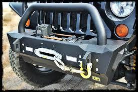 jeep yj rock crawler tjm jeep wrangler rock crawler bumper fits jk 07 expedition ready