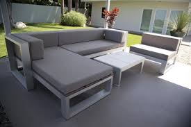 Steel Patio Furniture Sets - patio amazing outdoor sectional furniture sale cheap outdoor