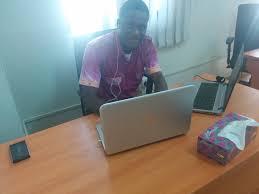 va national service desk my first day work national service felix otoo medium