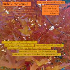 michele mcdannold west coast notebook entry 6 when you need to