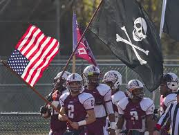 Football Thanksgiving Games Undefeated Red Bank Football Beats Rival Long Branch Usa Today