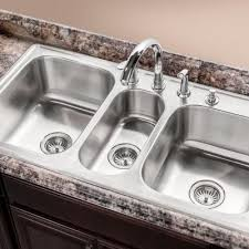 Kitchen Sinks For 30 Inch Base Cabinet by Selecting The Ideal Kitchen Sink At The Home Depot