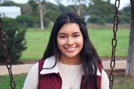 long hair scholarship alcantar receives 5 000 girls inc scholarship news coastalview com