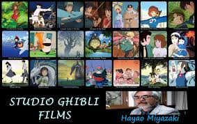 studio ghibli collection pictures film with from up on poppy hill