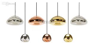 Small Pendant Light Shades Tom Dixon Mini Void Light Copper Light Copper Silver Gold Void Big