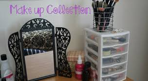 Storage Ideas For Small Bedrooms by Makeup Collection And Storage Ideas For Small Spaces Collections