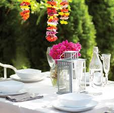 50 ideas for table decorations garden party under friends examples