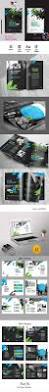 lavish electric store a4 bi fold brochure template bi fold brochure
