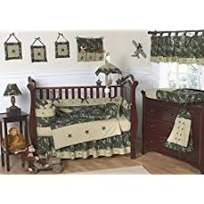 Green And Brown Crib Bedding by Camo Crib Bedding Set For A Boy