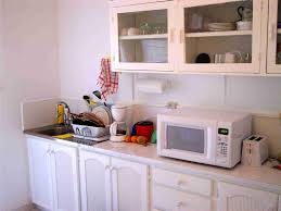 kitchen interesting small modular kitchen decoration using white