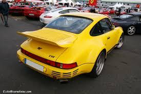 porsche 930 turbo wide body yellowbird widebody rennlist porsche discussion forums