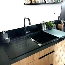 cuisine granit noir evier en coin pour cuisine granit pour cuisine evier en coin pour
