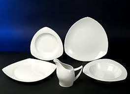 geschirr design diana weiss tafel ess service 15 teilig neu design porzellan