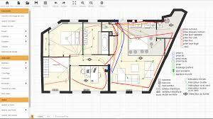 schema electrique cuisine plan électrique et schéma électrique d une maison avec archifacile