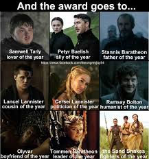 Memes Game Of Thrones - game of thrones funny meme season 5 awards game of thrones