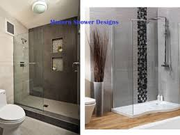 shower doorless shower designs amazing small walk in shower
