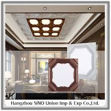 quality assurance removable building ornamental material suspended