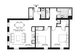 home design 2 bedroom penthouse floor plan bay apartments 79 outstanding two bedroom floor plans home design