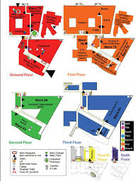 trafford centre floor plan central manchester university hospitals nhs foundation trust