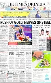 times of india mumbai 6 oct 2010 documents