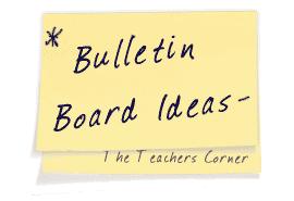 november bulletin board ideas