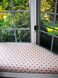 How To Build A Window Seat In A Bay Window - a french mattress style cushion for my window seat driven by decor