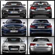 mercedes bmw or audi bmw 4 series coupe vs audi a5 vs mercedes e class coupe