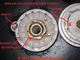 Jenn Air 4 Burner Gas Cooktop Gas Cooktop Igniter Diagnosis U0026 Repair How To Fix Clicking