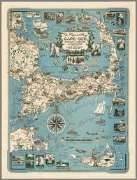 the pilgrim map cape cod martha u0027s vinyard and nantucket david
